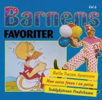 BARNENS FAVORITER VOL 4 (cd)