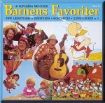 BARNENS FAVORITER VOL 5 (cd)