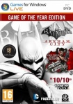 Batman Arkham City: Game of the Year Edition (PC)