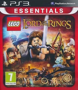 Lego Lord of the Rings Essentials (PS3)