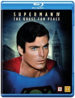 SUPERMAN 4 (BLU-RAY)