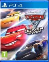 Cars 3 : driven to win : PlayStation 4