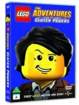 Lego adventure of clutch power (dvd)