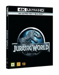 Jurassic world (UHD+blu-ray)