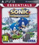 Sonic Generations Essentials (PS3)