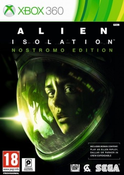 Alien: Isolation Nostromo Edition (X360)