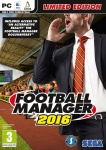 Football Manager 2016 limited edition (PC/MAC)
