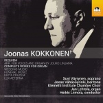 Complete works for organ (cd) : arr. for voices and organ