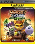 Ratchet & Clank: All 4 One Platinum (PS3)