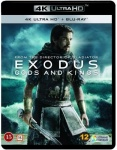 EXODUS - GODS AND KINGS (4K ULTRA HD BD)