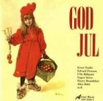 GOD JUL - BLANDADE ARTISTER (CD)
