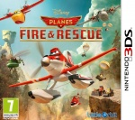 Disney Planes - Fire & Rescue (3DS)
