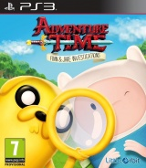 Adventure Time: Finn & Jake Investigations (PS3)