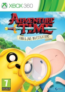 Adventure Time: Finn & Jake Investigations (X360)