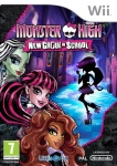 Monster High New Ghoul in School (Wii)