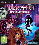 Monster High New Ghoul in School (PS3)