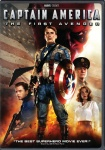 CAPTAIN AMERICA - FIRST AVENGER (DVD)