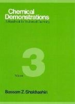 Chemical Demonstrations, Volume Three - A Handbook for Teachers of Chemistry