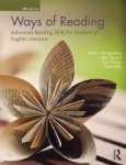 Ways of Reading - Advanced Reading Skills for Students of English Literature