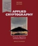 Applied Cryptography - Protocols, Algorithms, and Source Code in C