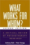 WHAT WORK FOR WHOM?:CRIT REV PSY