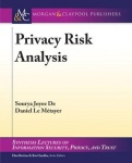 Privacy Risk Analysis