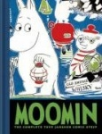 Moomin Book Three - The Complete Tove Jansson Comic Strip
