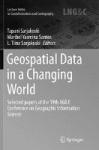 Geospatial Data in a Changing World - Selected papers of the 19th AGILE Conference on Geographic Information Science