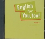 English for you, too! 2 CD