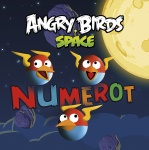 Angry Birds Space Numerot