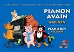Pianon avain aapinen = Piano key abc book
