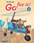 Go for it! 4 Textbook
