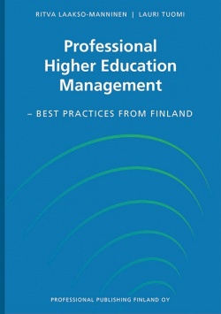 Professional higher education management : best practices from Finland