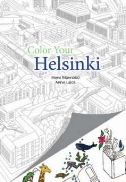 Color your Helsinki