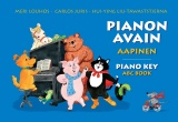 PIANON AVAIN, AAPINEN ( Piano Key ABC Book)