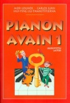 PIANON AVAIN 1 / PIANO KEY 1