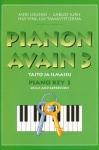 PIANON AVAIN 3/PIANO KEY 3: taito ja ilmaisu