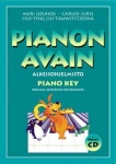 PIANON AVAIN, ALKEISOHJELMISTO / PIANO KEY, original repertoire for beginners